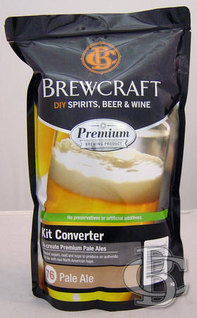 Kit Converter No. 76 - PALE ALE