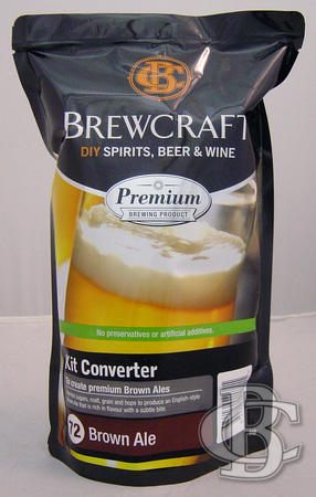 Kit Converter No. 72 - BROWN ALE