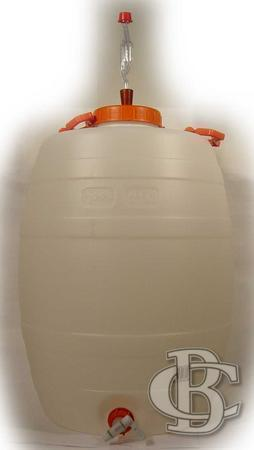 FERMENTER with TAP - 100L