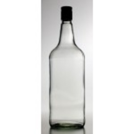 Bottle Glass Spirit 1125ml and Cap x 12
