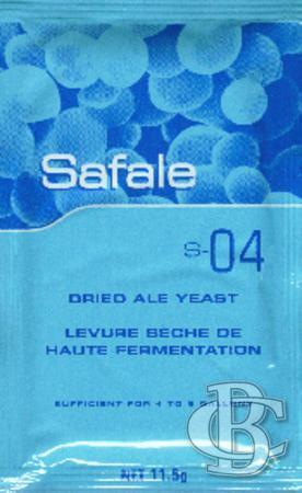 Yeast - SAFALE S-04