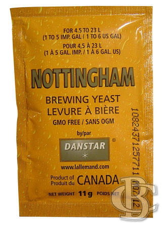 Yeast - Nottingham