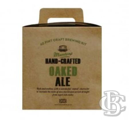 Muntons Craft Series Oaked Ale