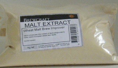 Malt DRIED WHEAT - 1Kg