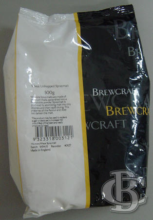 Malt DRIED WHEAT 500g