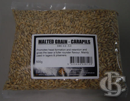 CARAPILS MALT GRAIN  - 500g