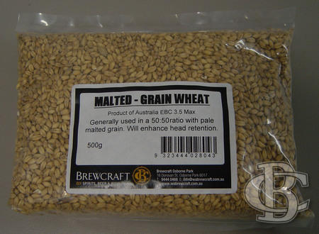 WHEAT MALT GRAIN  - 500g