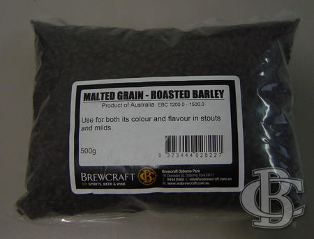 ROASTED BARLEY - 500g