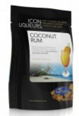 Coconut Rum Icon Liqueur Kit