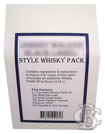 JOHN BLACKS STYLE WHISKY PACK