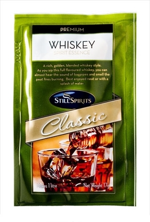 Classic Whisky Sachet (Makes 1 litre)