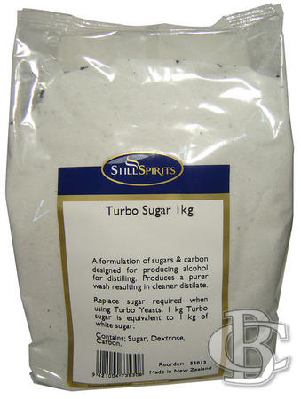 2 kg Turbo Sugar