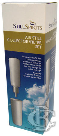 Air Still Collector/Filter Set