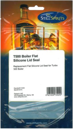 T500 Boiler Silicon Lid Seal
