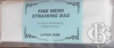 STRAINING BAG LARGE