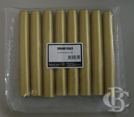 SHRINK SEALS (PKT 200)