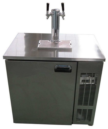 KEGERATOR ND-40 KEGSTAR COMMERCIAL FRIDGE ONLY