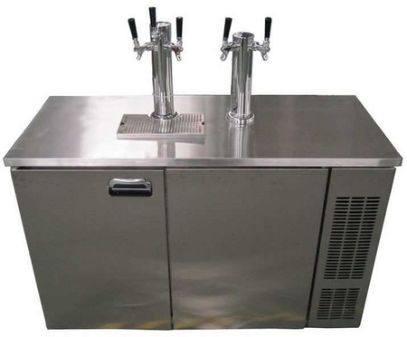 KEGERATOR ND-80 KEGSTAR COMMERCIAL FRIDGE ONLY
