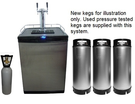 Kegerator Frenzy - Pressure Tested Kegs