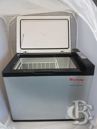 Westway 50L Fridge/Freezer Car Cooler