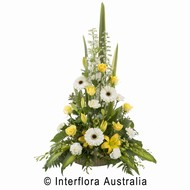 Upright Sympathy Basket