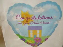 New Home Balloon