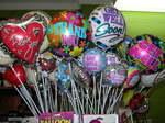Air Balloon on stick