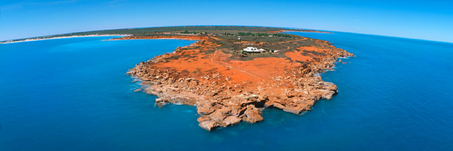 Ocean and Outback - Gantheaume Point