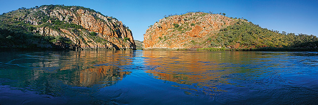 Horizontal Falls Reflections