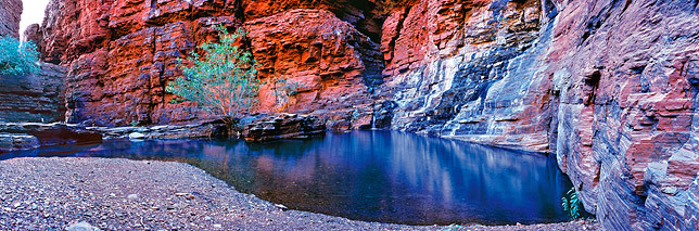 Last Pool, Weano Gorge