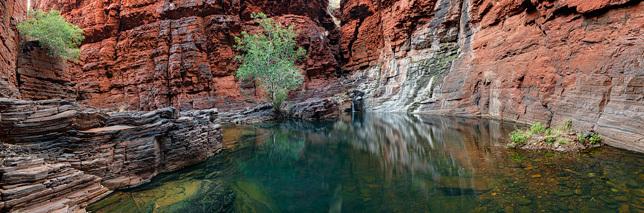 Last Pool Weano Gorge