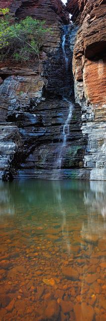 Weano Falls
