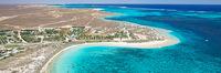 Coral Bay aerial