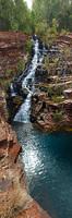 Fortesque Falls vertical