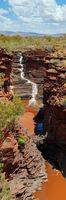 Joffre Falls vertical
