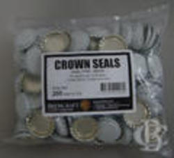 Crown Seal DUO WHITE - Packet of 100