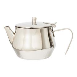 Teapot 600ml - Stainless Steel