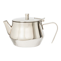 Teapot 600ml - Stainless Steel
