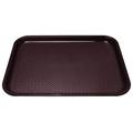 Brown Plastic Tray - 410 x 305mm (Prev. 1658)