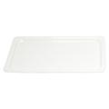 1/1 Size - Depth 25mm, 325 x 525mm - White Porcelain (Prev. 6680)