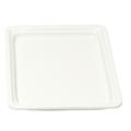 1/2 Size - Depth 25mm, 325 x 265mm - White Porcelain (Prev. 6682)