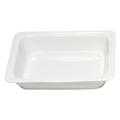 1/2 Size - Depth 65mm, 325 x 265mm - White Porcelain (Prev. 6683)