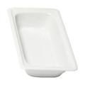 1/3 Size - Depth 25mm, 325 x 265mm - White Porcelain (Prev. 6685)