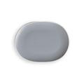 Oval Coupe Plate Blue 200 x 150mm - 12 Per Box (Prev. 6398)