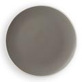 Round Coupe Plate Grey 270mm - 12 Per Box (Prev. 6387)