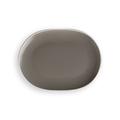 Oval Coupe Plate Grey 200 x 150mm - 12 Per Box (Prev. 6396)