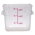 Polycarbonate Storage Container 6 Litre (Prev. 5872)