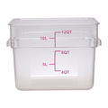 Polycarbonate Storage Container 12 Litre (Prev. 5874)
