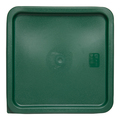 Square PE Lid - Green - Suits 5870 and 5871 (Prev. 5883)