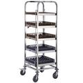 Dishwash/Glassware Rack Trolley (Racks sold separately) (Prev. 2694)